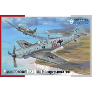 Bf-109 E-1 Lightly-Armed...