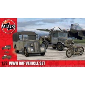 RAF Vehicles Tilly & Bedford Truck