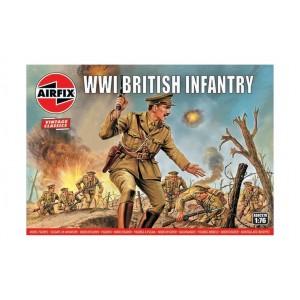 British (WWI) Infantry 1/76