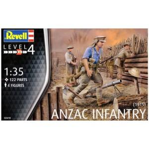 ANZAC Infantry (1915) 1/35
