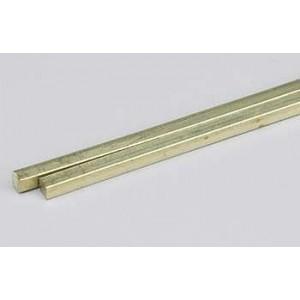Square Brass Bar 1.59mm
