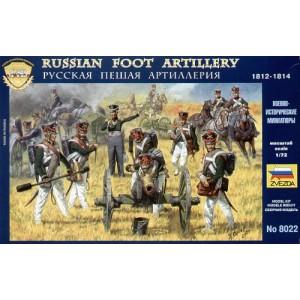 Russian Artillery...