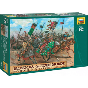 Mongols Golden Horde 1/72