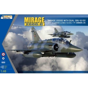 Mirage 2000D with dual...