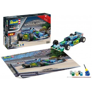 Benetton Ford 25th...
