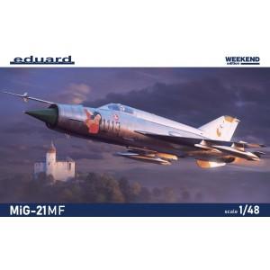 Mikoyan MiG-21 MF 1/48