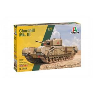 Churchill Mk. III 1/72
