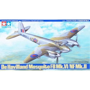 De Havilland Mosquito...