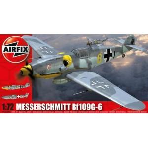 Bf-109 G-6 1/72