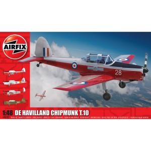 Chipmunk T.10 1/48