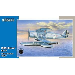 "IMAM (Romeo) Ro44 ""Italian Float Fighter"""