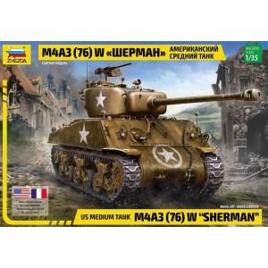 M4A3 Sherman 76mm