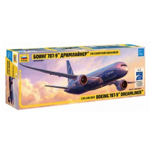 BOEING 787-9 DREAMLINER 1/144