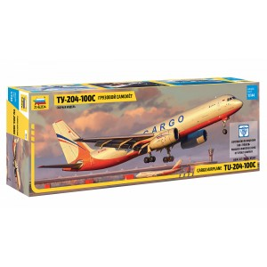 Tupolev TU-204-100C Cargo...