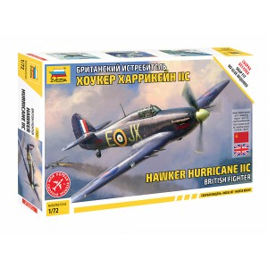 Hurricane IIc 1/72