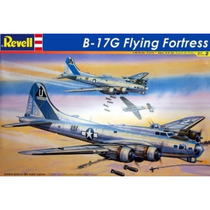 Boeing B-17G Flying Fortress  1/48
