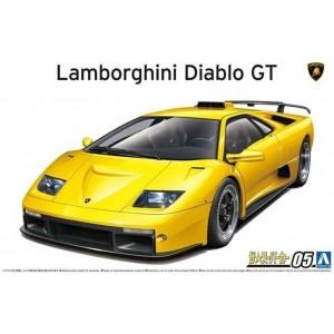 Lamborghini Diablo GT 1/24