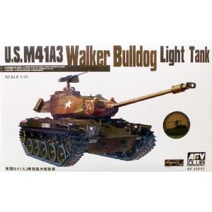 M-41 A3 Walker Bulldog...