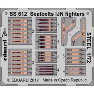 Seatbelts IJN fighters...