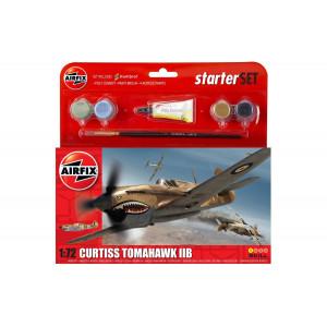 Curtiss Tomahawk IIB Starter Set