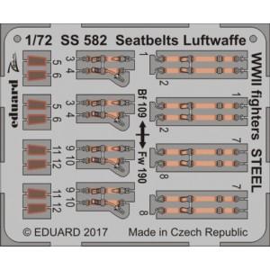 Seatbelts Luftwaffe WWII...