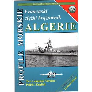 French heavy cruiser ALGERIE