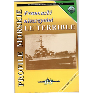 La Terrible French Destroyer