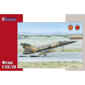 Mirage F.1CE /CH