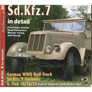Sd.Kfz 7 In Detail