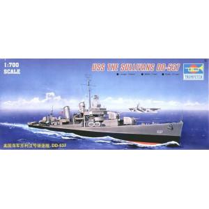 USS The Sullivans DD-537