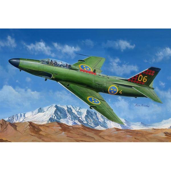 SAAB J-32B/E Lansen
