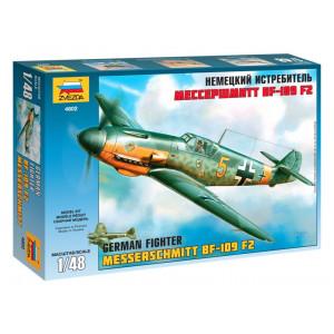 BF-109 F2-F4