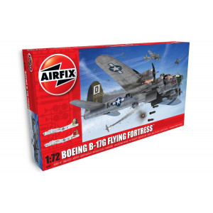 B-17G Flying Fortress  NEW TOOL 1/72