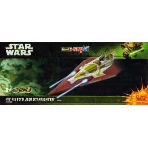 Star Wars Kit Fisto's Jedi Starfighter