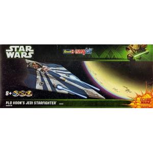 Plo Koon's Jedi Starfighter Star Wars Easykit