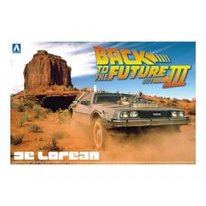 Back To The Future Delorean Part 3