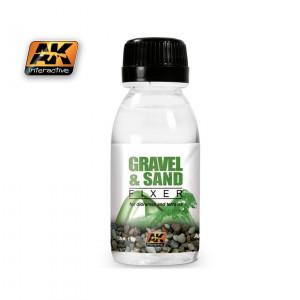GRAVEL & SAND FIXER 118