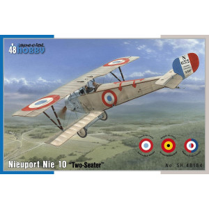 Nieuport 10 Two Seater