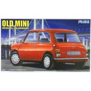 Old Mini Cooper Mayfair 1.3