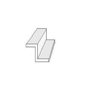 Z Channel .100'' 2.5mm