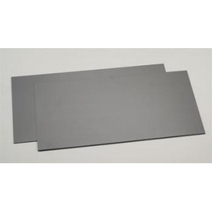 Styrene Black Sheet .040 1.00mm