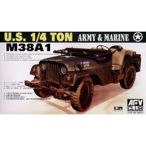 US M38A1 Jeep