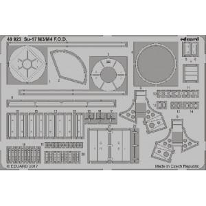 Su-17 Fitter M3/ M4 F.O.D 1/48