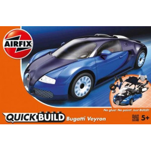 Bugatti Veyron 16.4 QUICK BUILD
