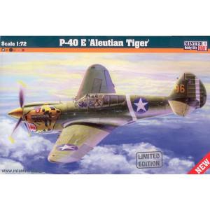 P-40 E Aleutian Tiger