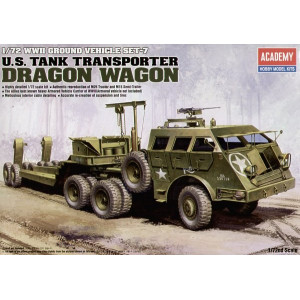 WWII M26 Dragon Wagon