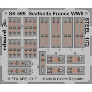 Seatbelts France WWII STEEL
