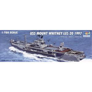 Mount Whitney USS LCC-20 1997