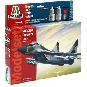 MIG-29A ''Fulcrum'' Gift set – Model Set