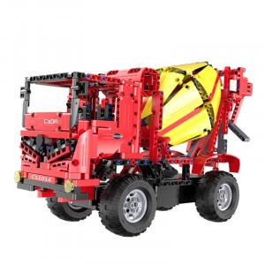 Mixer Truck RC Building Blocks